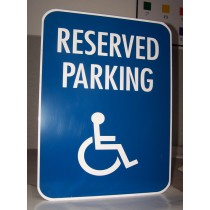 ADA Sign - Parking