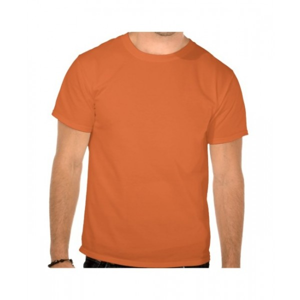 orange tshirt front