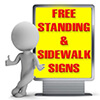 free-stand